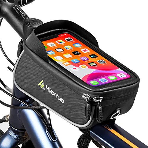 HIKENTURE Fahrrad Rahmentasche, Wasserdicht...