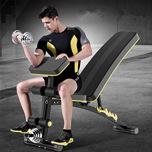 AWJ Haushalt Fitness Stuhl Hantel Bank...