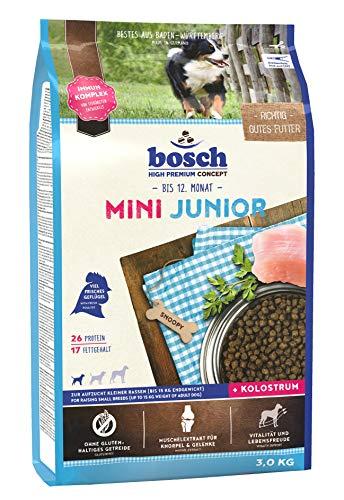 bosch HPC Mini Junior | Hundetrockenfutter zur...
