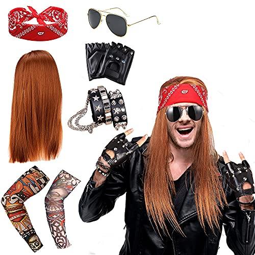 Rockstar 70er 80er Jahre Heavy Metal Disco...