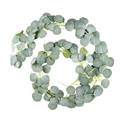 Eukalyptus Girlande Künstlich Pflanze,...