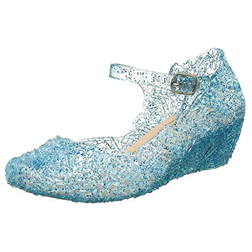 JDGY Kristall Sandalen Mädchen Prinzessin Schuhe...