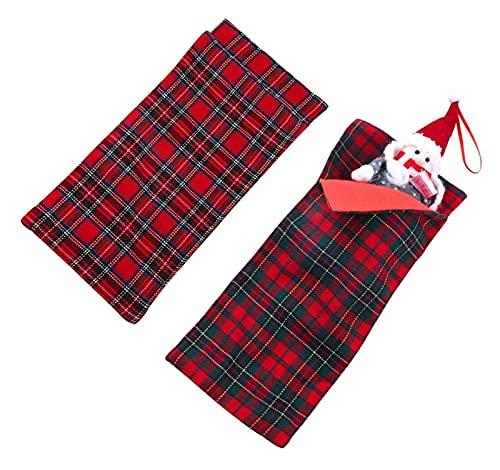 SIRENK Weihnachten Elf Sleeping Bag,Elf Puppe Rote...