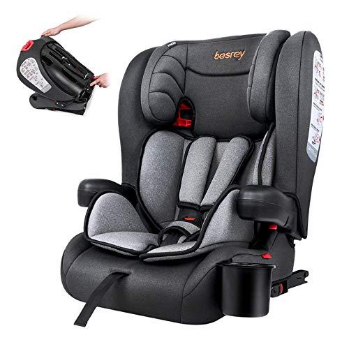 Besrey Kindersitz Kinderautositz mit Isofix -...