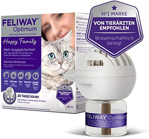 FELIWAY® Optimum Start-Set   Hilft Katzen ruhig &...
