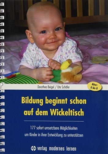 Bildung beginnt schon auf dem Wickeltisch: 177...