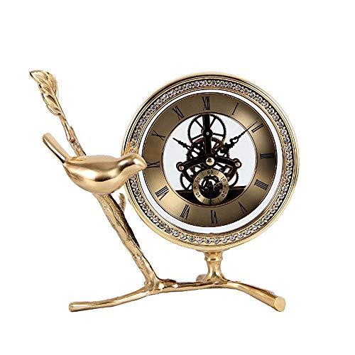 Hancoc Licht Kupfer Uhr Kreative Und Weise Luxus...
