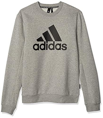 adidas Herren MH Bos Crew Fleece Sweatshirt,...