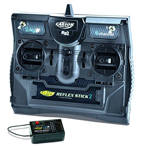 Carson 500501006 FS Reflex Stick II 2.4 GHz –...