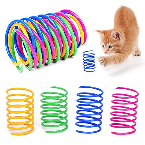 Grantop 20 Stück Katze Spielzeug, Buntes...