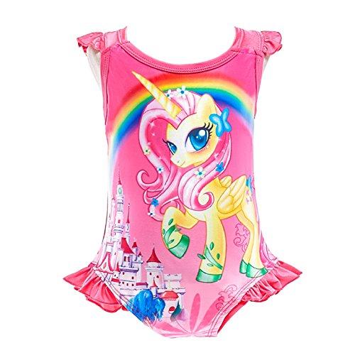 Lito Angels Einhorn Little Pony Badeanzug...