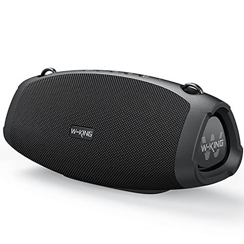 W-KING 70W Bluetooth-Lautsprecher mit Super-Bass,...