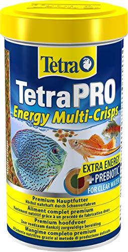 Tetra Pro Energy Premiumfutter (Flockenfutter für...