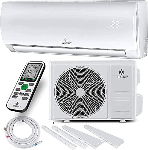KESSER® Klimaanlage Set Split - mit WiFi/App...