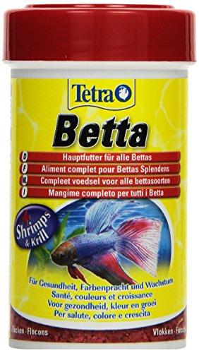 Tetra Betta (hochwertiges Hauptfutter speziell...