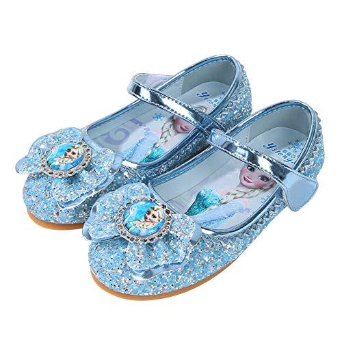 FStory&Winyee Mädchen Prinzessin Schuhe Kinder...
