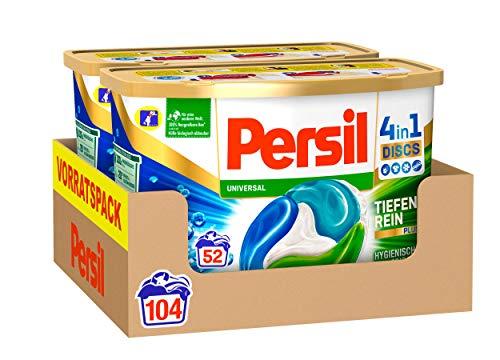 Persil Universal 4in1 Discs (104 Waschladungen),...
