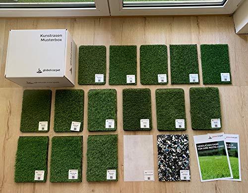 Steffensmeier Kunstrasen Teppich Ireland Musterbox...