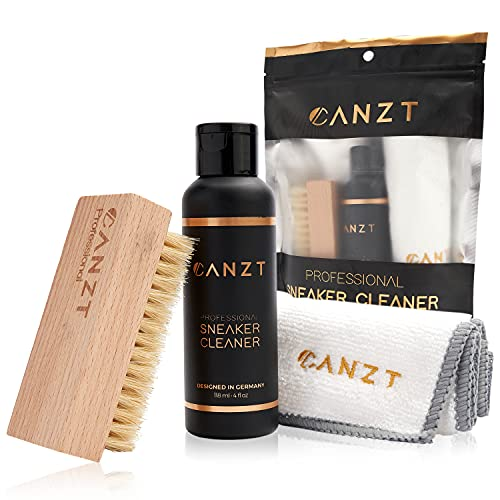 Canzt Professional Sneaker Cleaner - Premium...
