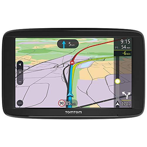 TomTom Navigationsgerät Via 62 (6 Zoll,...