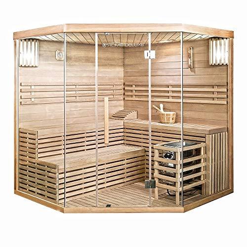 Home Deluxe - Traditionelle Sauna - Skyline XL Big...