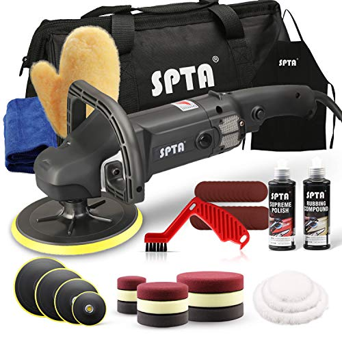 SPTA 125mm/150mm/180mm Polierer mit Variable...