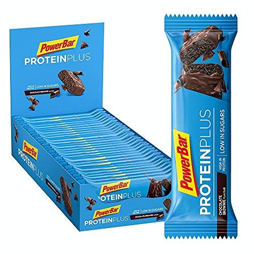 PowerBar Protein Plus Riegel mit nur 107 Kcal -...