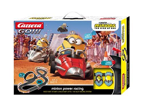 Carrera GO!!! Minion Power Racing...