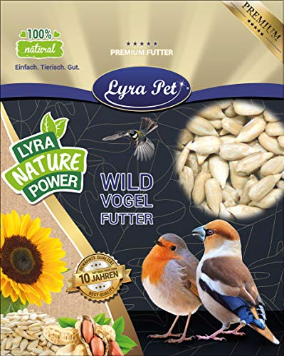Lyra Pet® 25 kg Sonnenblumenkerne geschält HK...
