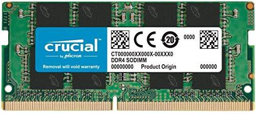 Crucial RAM CT8G4SFRA266 8GB DDR4 2666 MHz CL19...