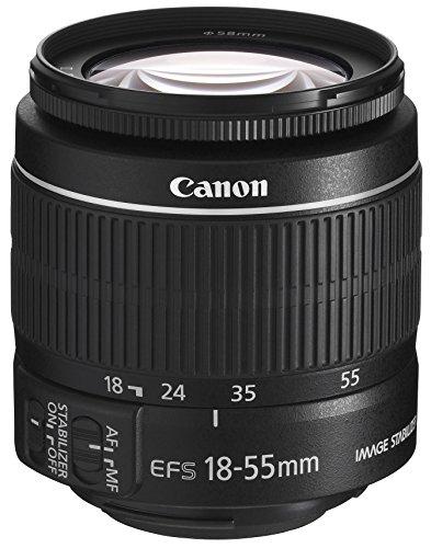 Canon Zoomobjektiv EF-S 18-55mm F3.5-5.6 IS II...
