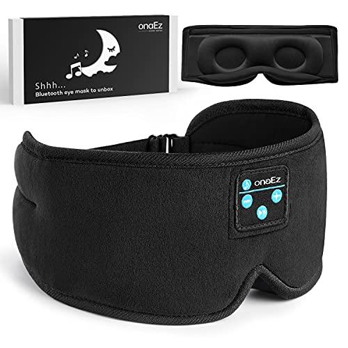 Schlafkopfhörer Bluetooth 5.0, onaEz 3D...