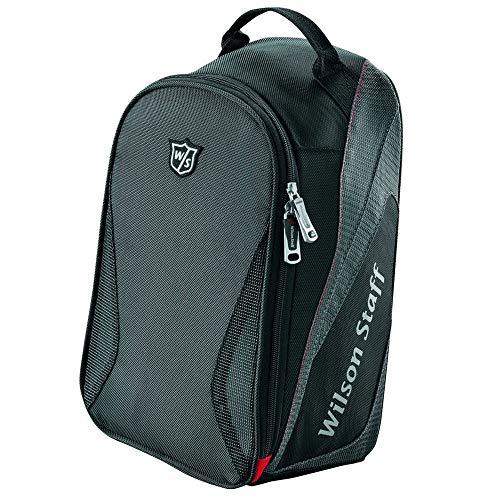 Wilson Staff Golf Schuhtasche, Shoe Bag, schwarz,...