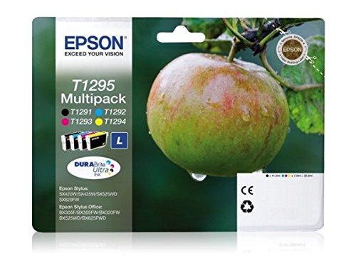 Epson C13T12954022 Original Tintenpatronen Pack of...