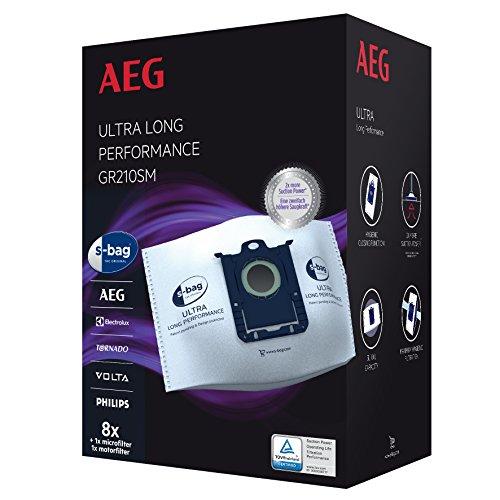 AEG GR210SM s-bag Ultra Long Performance...
