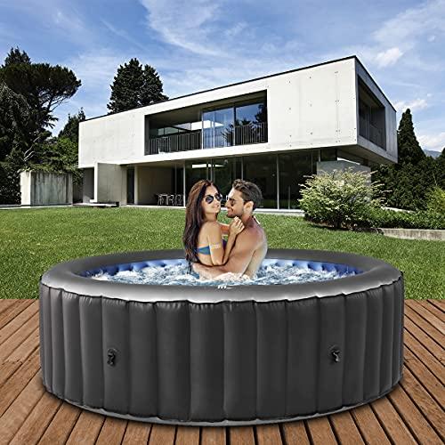 Miweba MSpa aufblasbarer Whirlpool 2021 Comfort...