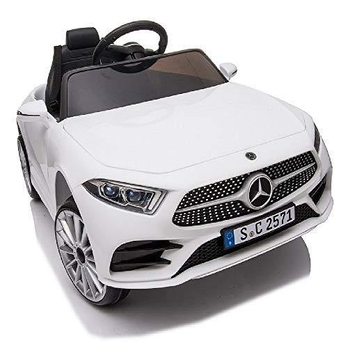 crooza Mercedes-Benz CLS350 Kinderauto Weiss...