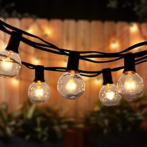 Lichterkette Außen Qomolo Lichterkette...