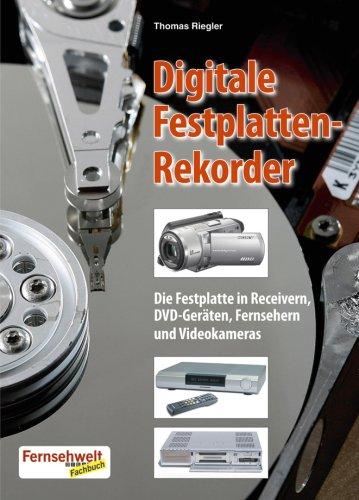 Digitale Festplatten Rekorder - Die Festplatte in...