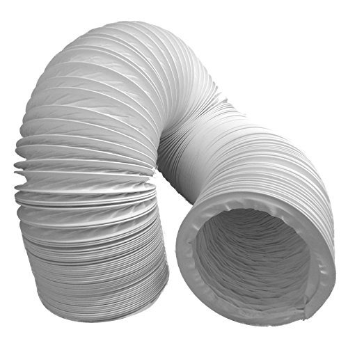 Abluftschlauch PVC flexibel Ø 100 / 102 mm, 4 m...
