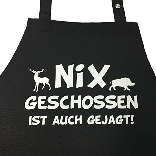 Nix geschossen ist auch gejagt - lustige...