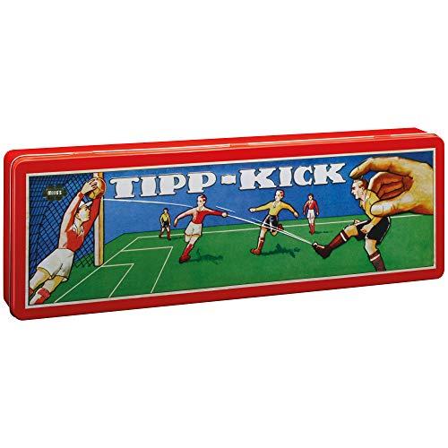 TIPP-KICK Retro 80x47 cm – Das spielfertige Set...