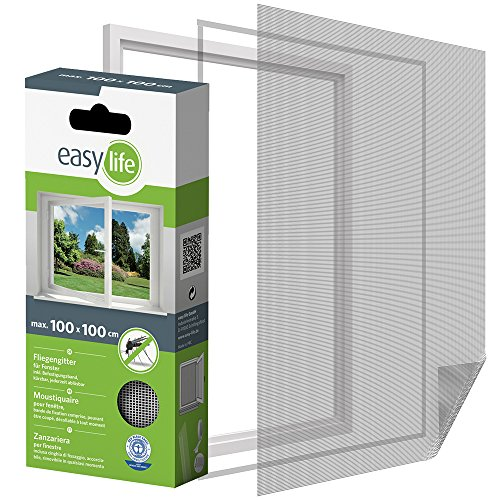 easy life Insektenschutzgitter für Fenster inkl....