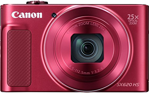 Canon PowerShot SX620 HS Digitalkamera (20,2 MP,...