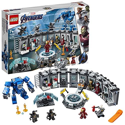 LEGO 76125 Super Heroes Marvel Avengers Iron Mans...