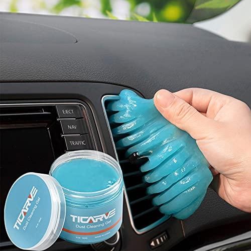 TICARVE Auto Reinigungsgel für den Innenraum,...