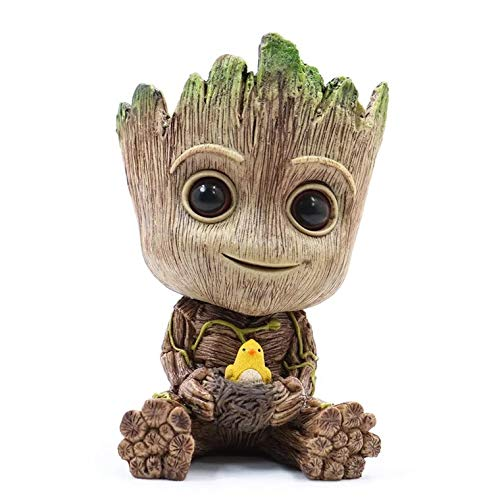 thematys® Baby Groot Blumentopf Deko Dekoration...