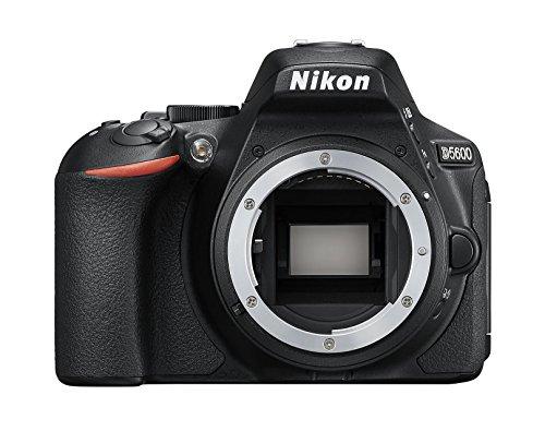 Nikon D5600 Digital SLR im DX Format (24,2 MP, 3,2...