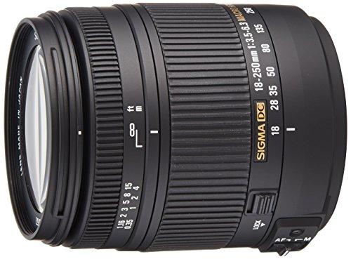 Sigma 18-250 mm F3,5-6,3 DC Macro OS HSM Objektiv...