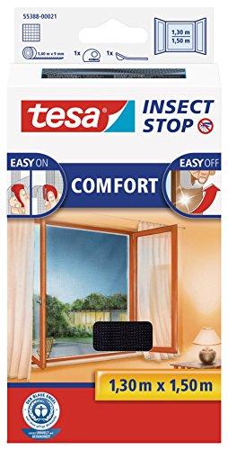 tesa Insect Stop COMFORT Fliegengitter für...